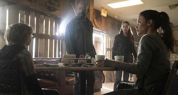 """""""Fear the Walking Dead"""" sezon 5 – zwiastun szóstego odcinka"""