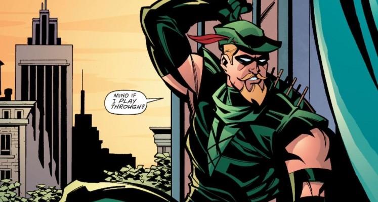 WKKDCC#3: Green Arrow: Kołczan, część 1 - prezentacja komiksu