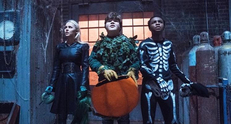 Goosebumps 2: Haunted Halloween - mamy zwiastun i plakat!