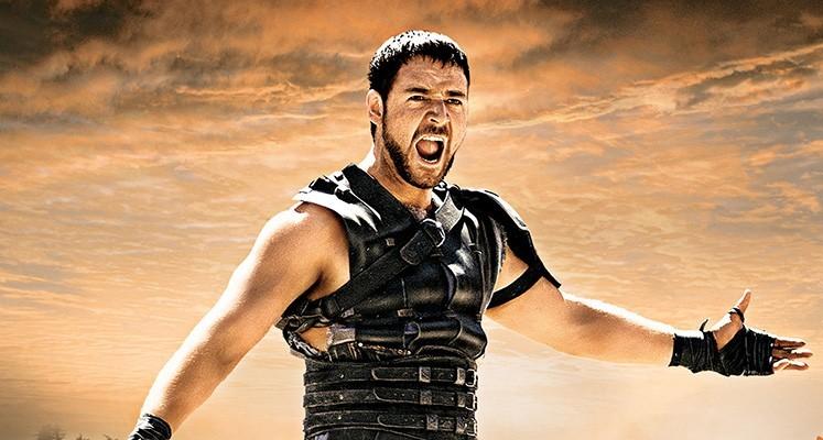 Gladiator i 13 Hours również na UHD 4K