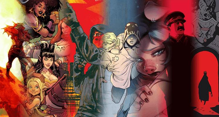 Majowe premiery od Non Stop Comics  - prezentacje komiksów
