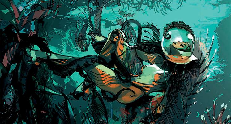 Głębia tom 1: Iluzja nadziei - recenzja komiksu