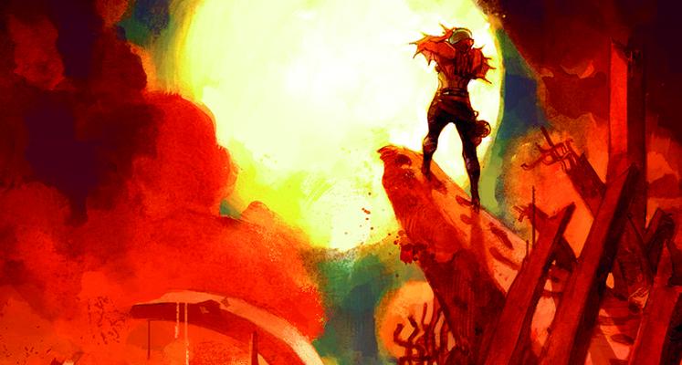 Głębia tom 3: Wybrzeże gasnącego światła - recenzja komiksu