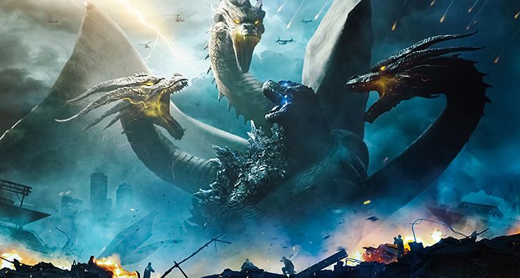 """""""Detektyw Pikachu"""", """"Topielisko"""" i """"Godzilla 2"""" – w październiku w Polsce na 4K UHD i Blu-ray"""