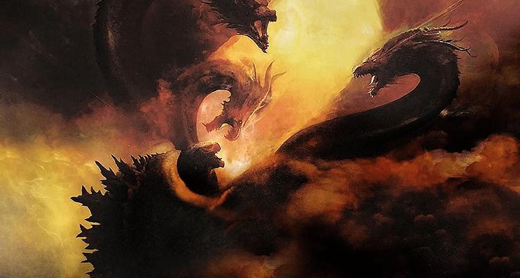 Godzilla  kontra Ghidorah - nowe zdjęcia zapowiadają starcie gigantów