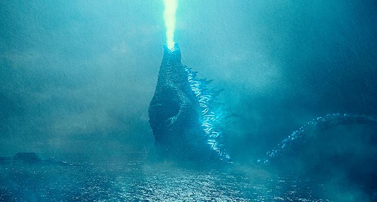 Potęga Godzilli na nowym plakacie filmu