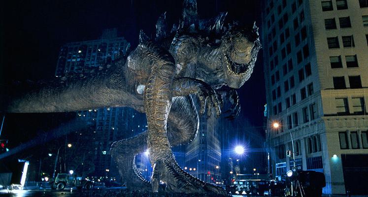 Godzilla w maju na 4K UHD - znamy szczegóły