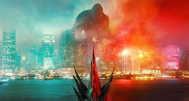 """""""Godzilla kontra Kong"""" na 4K UHD z polską wersją językową. Będzie steelbook"""