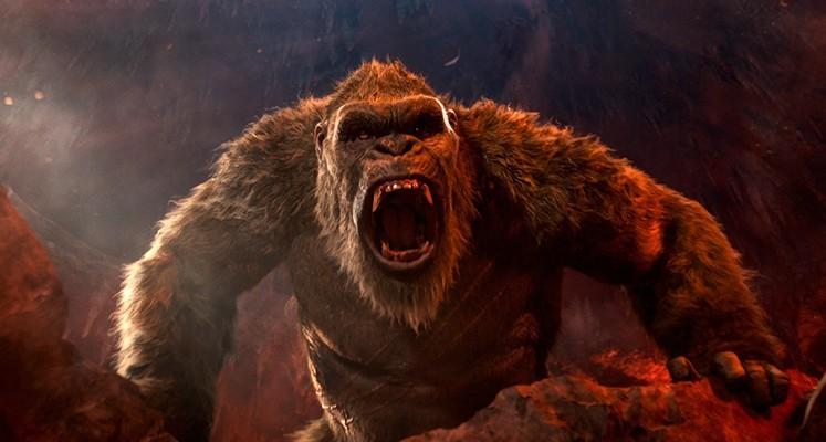 """""""Godzilla kontra Kong"""" z rekordową oglądalnością na HBO Max. Takiego hitu jeszcze nie było"""