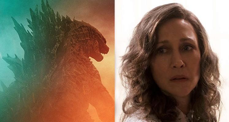"""""""Obecność 3: Na rozkaz diabła"""" i """"Godzilla kontra Kong"""" we wrześniu na płytach. Jakie wydania dostaniemy?"""