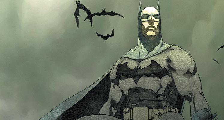 Gotham Central tom 4: Corrigan - prezentacja komiksu
