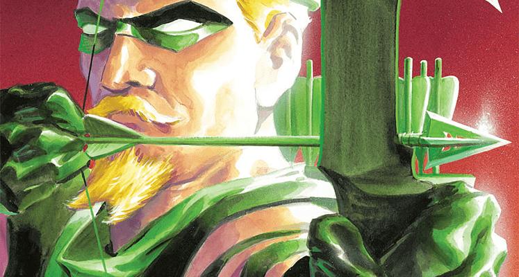 WKKDCC#4: Green Arrow: Kołczan, część 2 - prezentacja komiksu