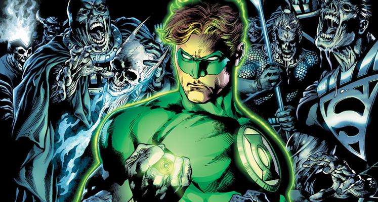 """""""Green Lantern: Najczarniejsza noc"""" – recenzja komiksu"""