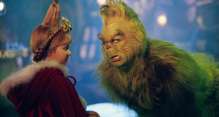 How The Grinch Stole Christmas - z polską wersją na 4K UHD za £21