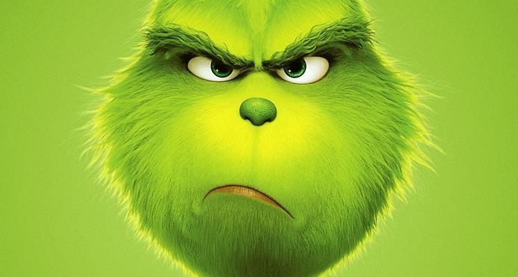 Grinch w lutym na 4K UHD i Blu-ray 3D - znamy szczegóły