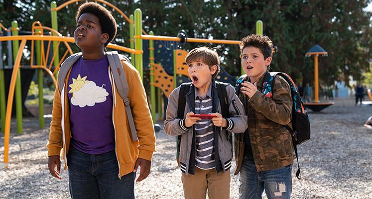 """Box Office – """"Grzeczni chłopcy"""" dali popalić konkurencji"""