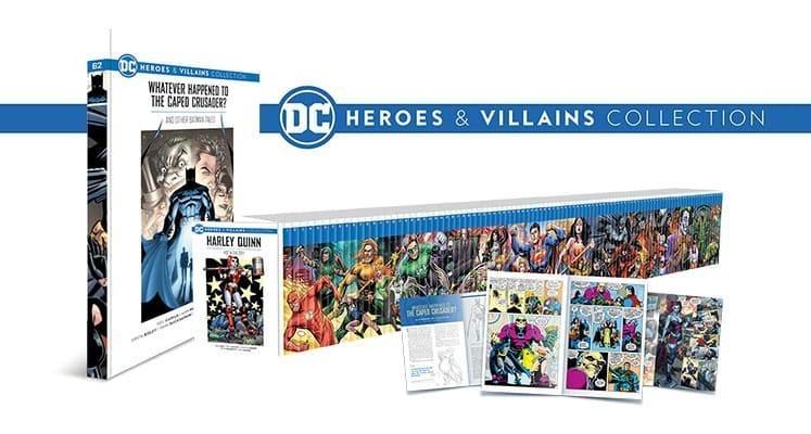 Wielka Kolekcja Komiksów DC. Bohaterowie i Złoczyńcy od dzisiaj jako test. Gdzie znaleźć pierwszy tom?