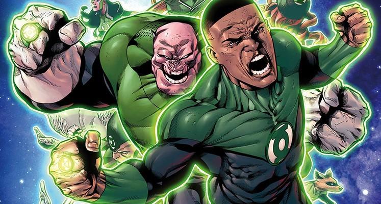 Hal Jordan i Korpus Zielonych Latarni tom 1: Prawo Sinestro - prezentacja komiksu