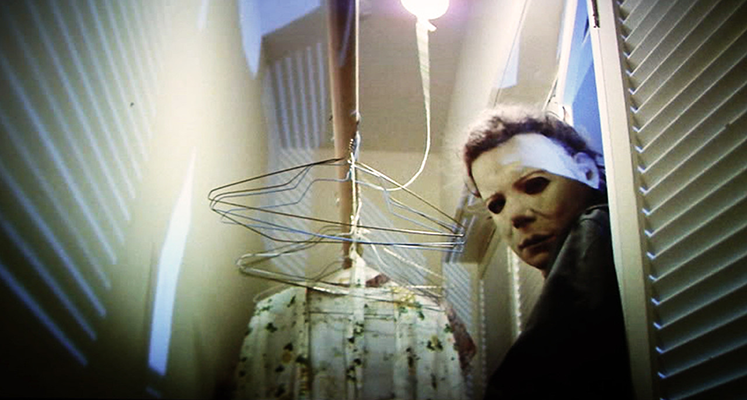 Motyw muzyczny z Halloween w aranżacji Trenta Reznora