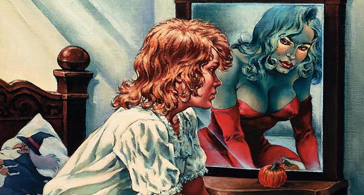 Halloween Blues - prezentacja komiksu