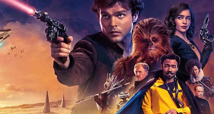 Han Solo: Gwiezdne Wojny - historie we wrześniu na 4K UHD i Blu-ray