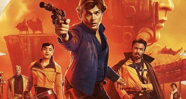 Han Solo: Gwiezdne Wojny - historie z Newsweekiem 41/18