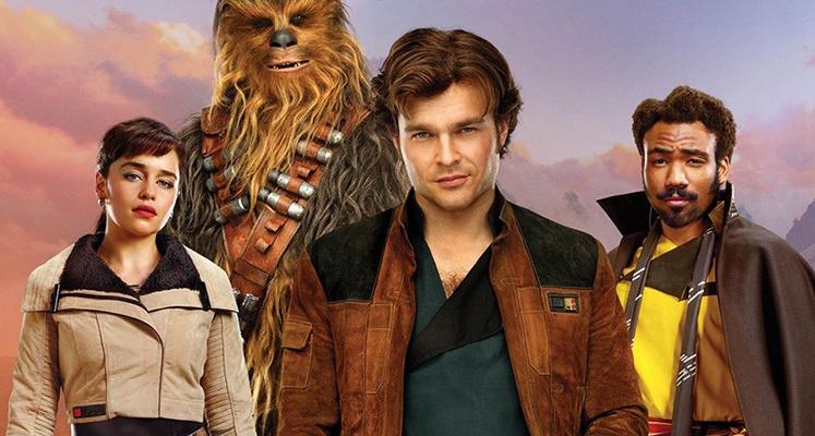 Han Solo: Gwiezdne wojny - nowe secny w spocie telewizyjnym