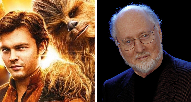 John Williams stworzy motyw muzyczny do filmu o Hanie Solo
