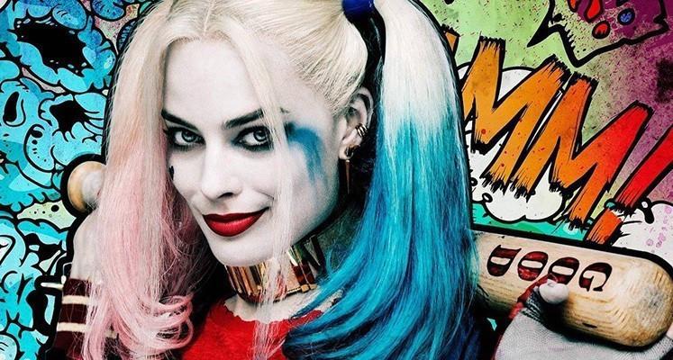 Margot Robbie trenuje na wrotkach do roli Harley Quinn - nowe zdjęcia
