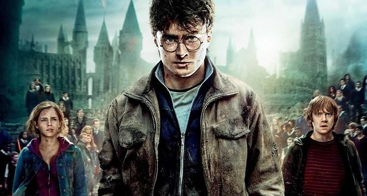 Harry Potter od €10 na 4K UHD z polską wersją