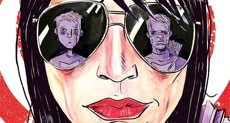 Hawkeye tom 2: Lekkie trafienia - recenzja komiksu