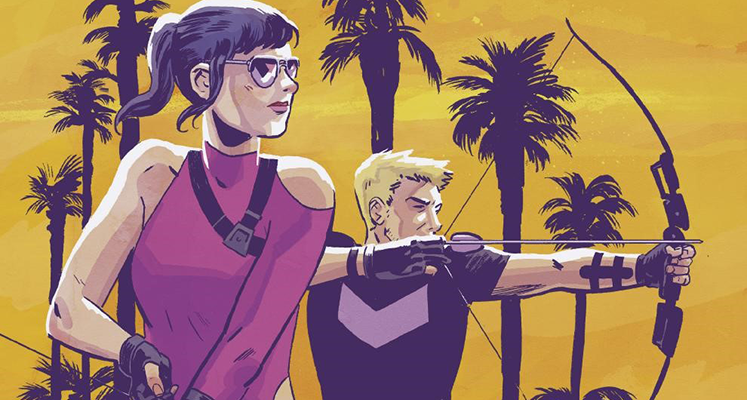 Hawkeye tom 3: L.A. Woman - recenzja komiksu