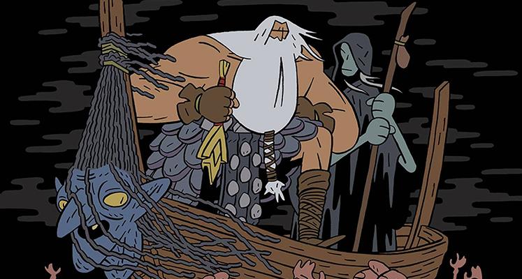 Head Lopper tom 1: Wyspa albo Plaga Bestii - recenzja komiksu