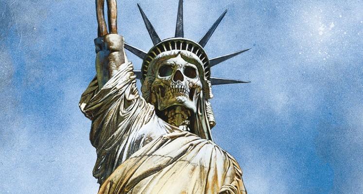 "Garth Ennis ""Hellblazer"" tom 3 – recenzja komiksu"