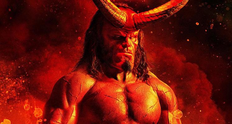 Hellboy i Ben Daimio na nowym zdjęciu z filmu