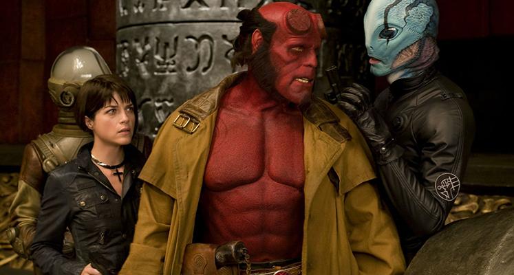 Hellboy: Złota armia steelbook - ruszył pre-order