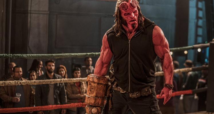Czas trwania nowego Hellboya ujawniony