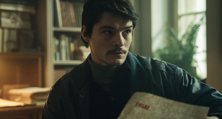"""""""Hiacynt"""" – recenzja filmu. Różowe teczki Davida Finchera [46. FPFF w Gdyni]"""