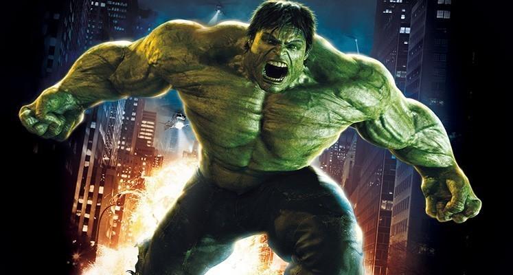 The Incredible Hulk w kwietniu na 4K UHD