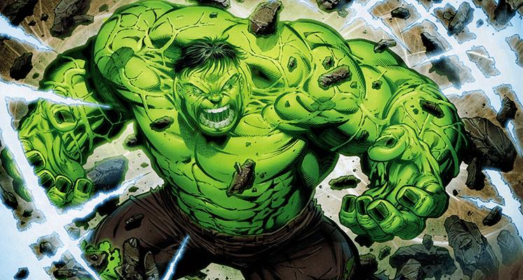Hulk: Koniec i inne opowieści - prezentacja komiksu