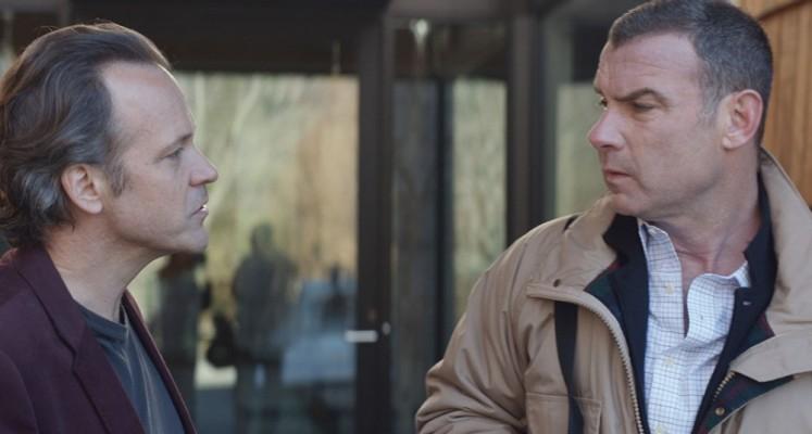 """Liev Schreiber i Marisa Tomei  w zapowiedzi filmu """"Human Capital"""""""