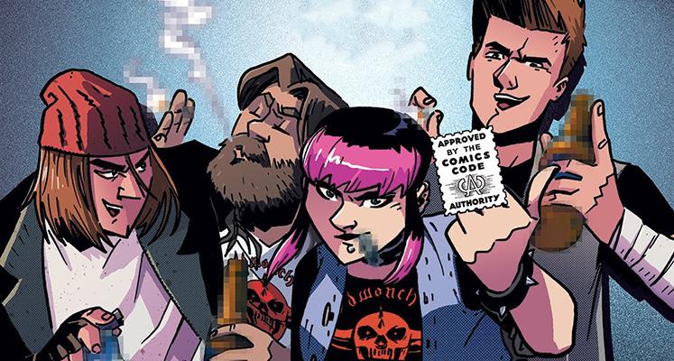 Image Comics walczy z cenzurą - zobaczcie limitowane okładki