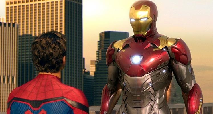 """Spider-Man i Iron Man ruszają do walki na grafice z """"Avengers: Koniec gry"""""""