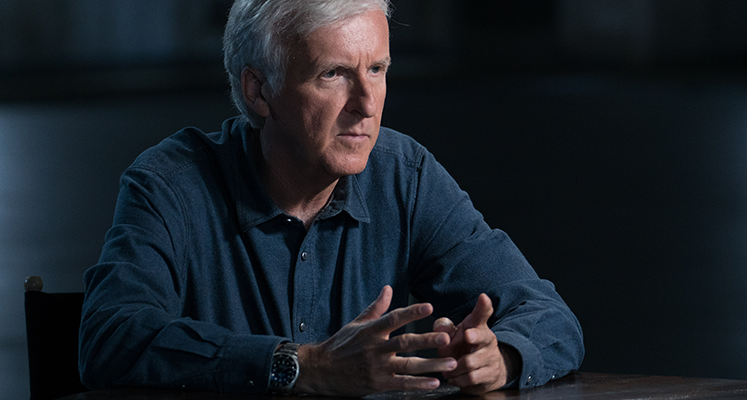 James Cameron: historia science fiction - nowy serial od AMC