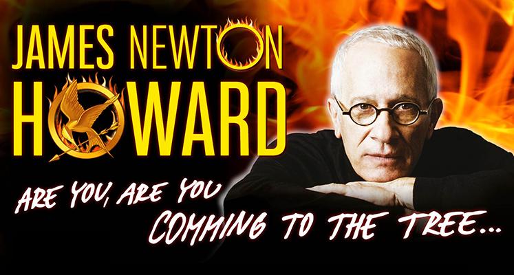 James Newton Howard poszukuje wokalistek do utworu z Igrzysk Śmierci!