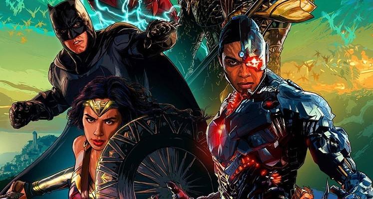 Come Together - oficjalny teledysk do Justice League oraz kolejny utwór z soundtracku