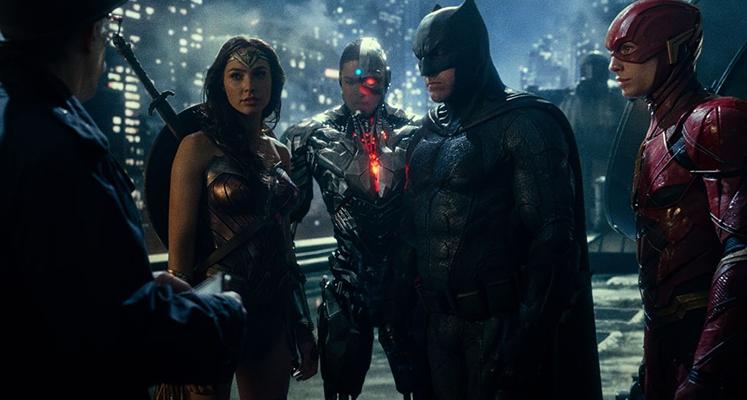 Kostium Supermana i innych członków Ligi Sprawiedliwości