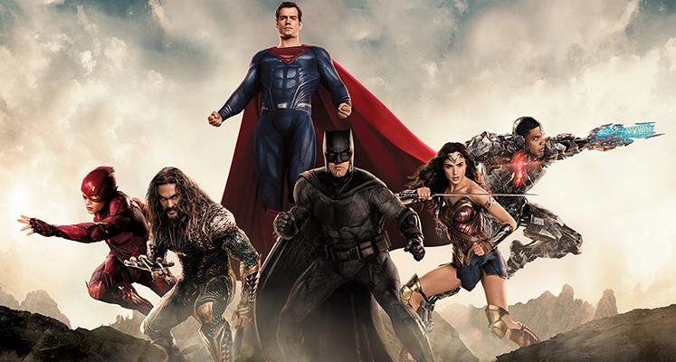Justice League bez wersji rozszerzonej - scena usunięta na osłodę