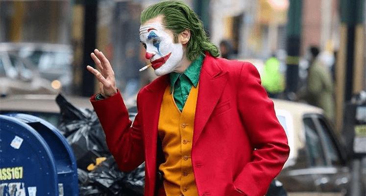 """Nowe spojrzenie na """"Jokera"""" na okładce magazynu il Venerdi"""