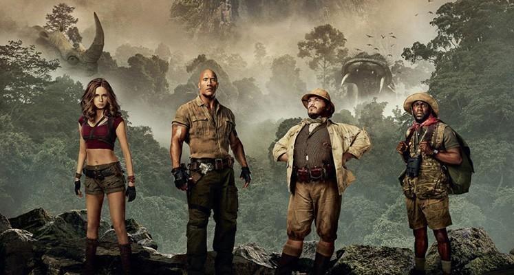 Jumanji: Przygoda w dżungli również w maju na 4K UHD i Blu-ray
